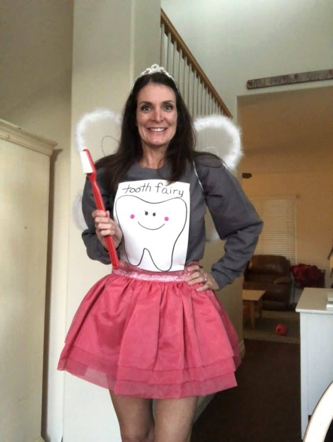 tooth fairy halloween costume
