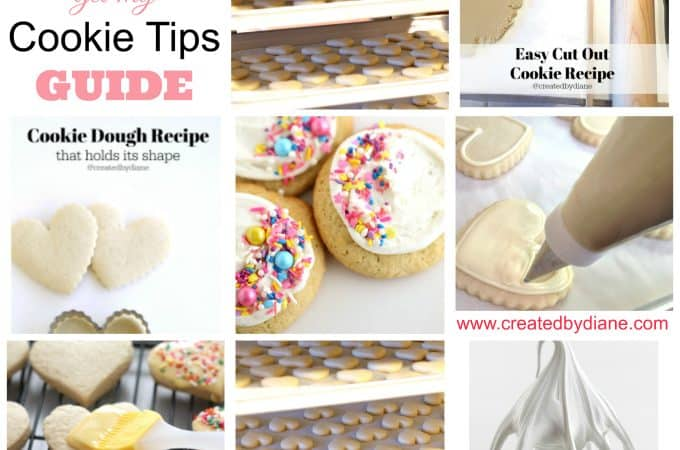 cookie baking tips and recipes