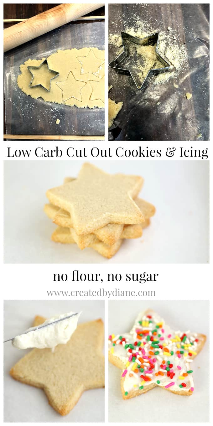 low carb, gluten-free, kept cookies, healthy, diabetic, www.createdbydiane.com