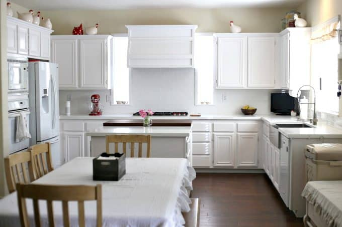 our kitchen remodel www.createdbydiane.com