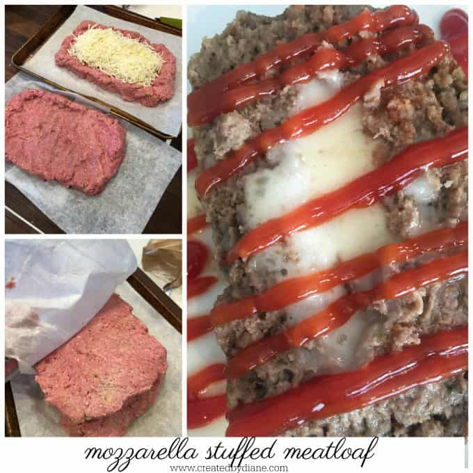 how to stuff meatloaf