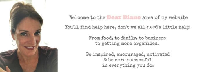 created by diane blogger entrepreneur help, free advise