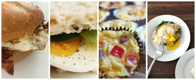 great egg dishes to make all day long www.createdbydiane.com