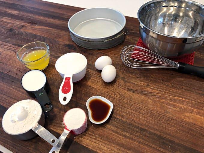 vanilla cake recipe www.createdbydiane.com