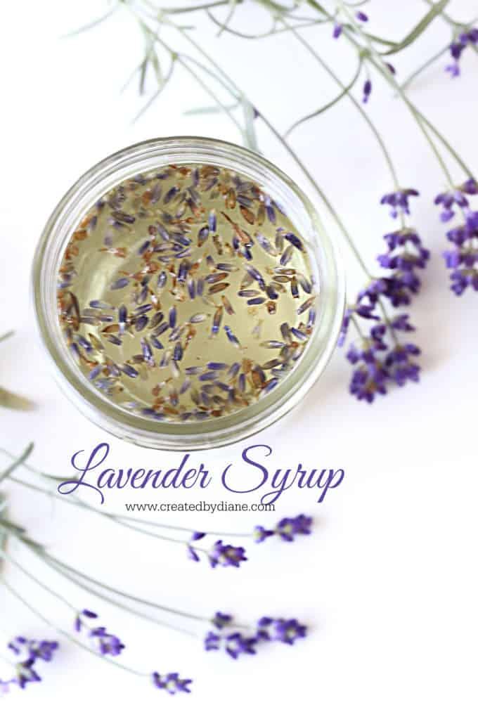 lavender syrup www.createdbydiane.com