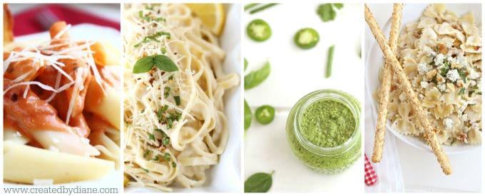 pasta sauce recipes www.createdbydiane.com