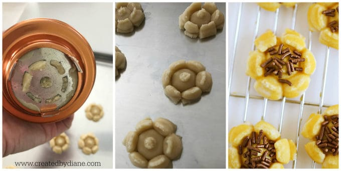 spritz cookies www.createdbydiane.com