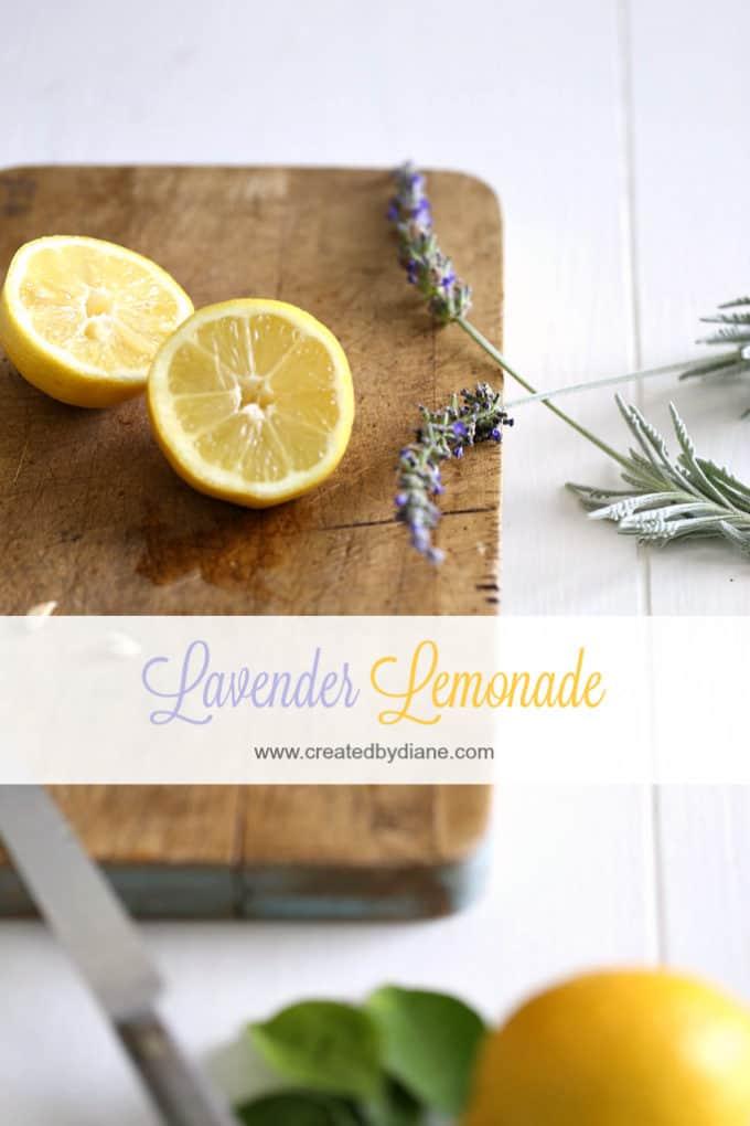 lavender lemonade www.createdbydiane.com