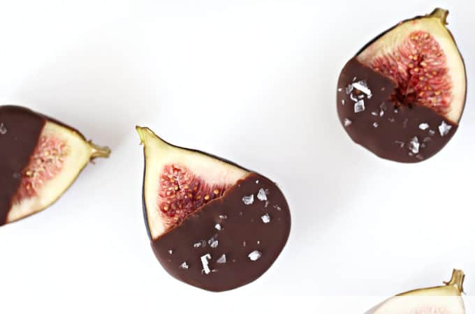 chocolate dipped salted figs www.createdbydiane.com
