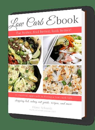 low carb ebook from www.createdbydiane.com