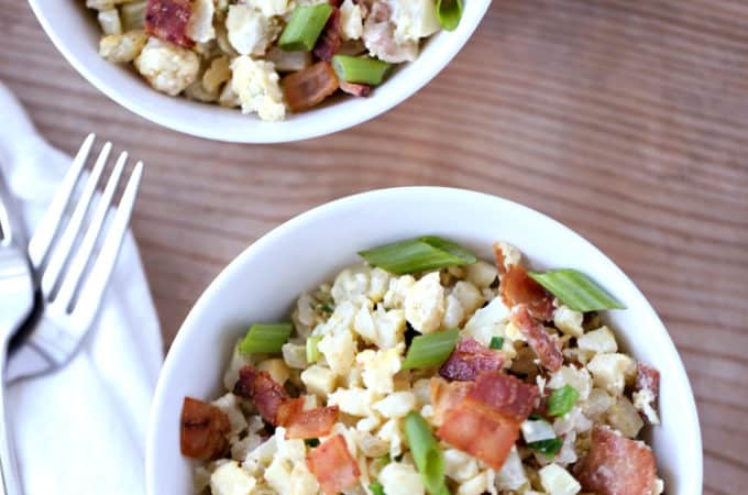 bacon-and-egg-cauliflower-fried-rice-www.createdbydiane.com