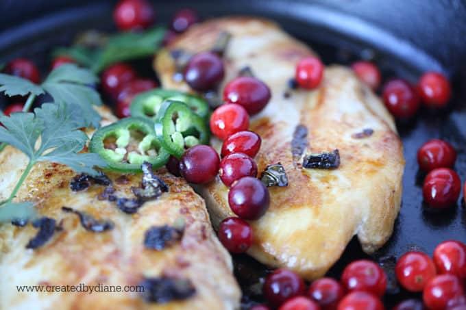 cranberry jalapeno chicken from www.createdbydiane.com (1)