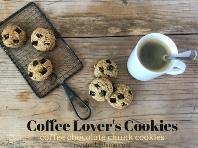coffee lovers cookies createdbydiane.com