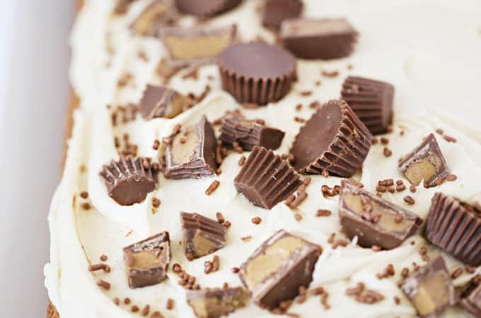 peanut butter cake createdbydiane.com