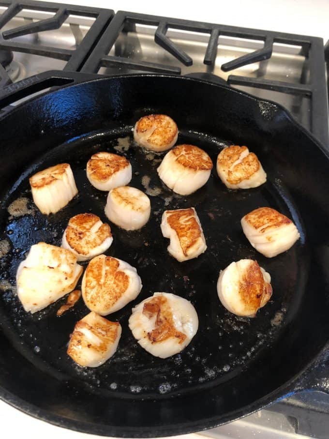 seared scallops recipe createdbydiane.com