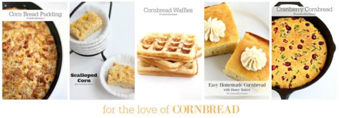 for the love of cornbread delicious cornbread recipes createdbydiane.com