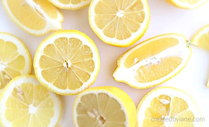 lemon in soup is AMAZING