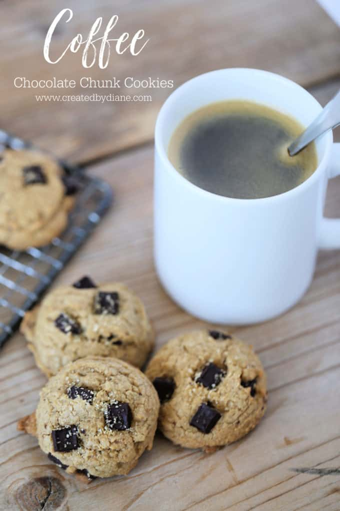 Coffee Cookies   Created by Diane