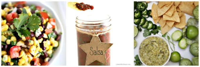 salsa recipes createdbydiane.com