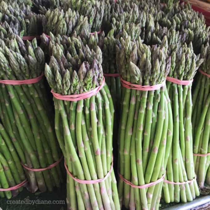 asparagus recipes createdbydiane.com