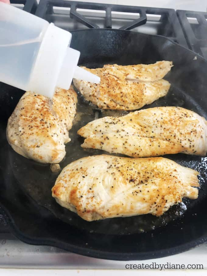 skillet chicken with fabulous flavor cooked to perfection createdbydiane.com