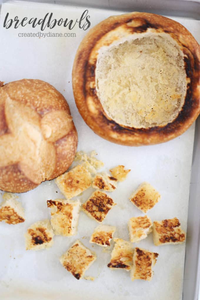 making perfect bread bowls createdbydiane.com