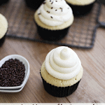 buttermilk cupcakes with cream cheese frosting createdbydiane.com