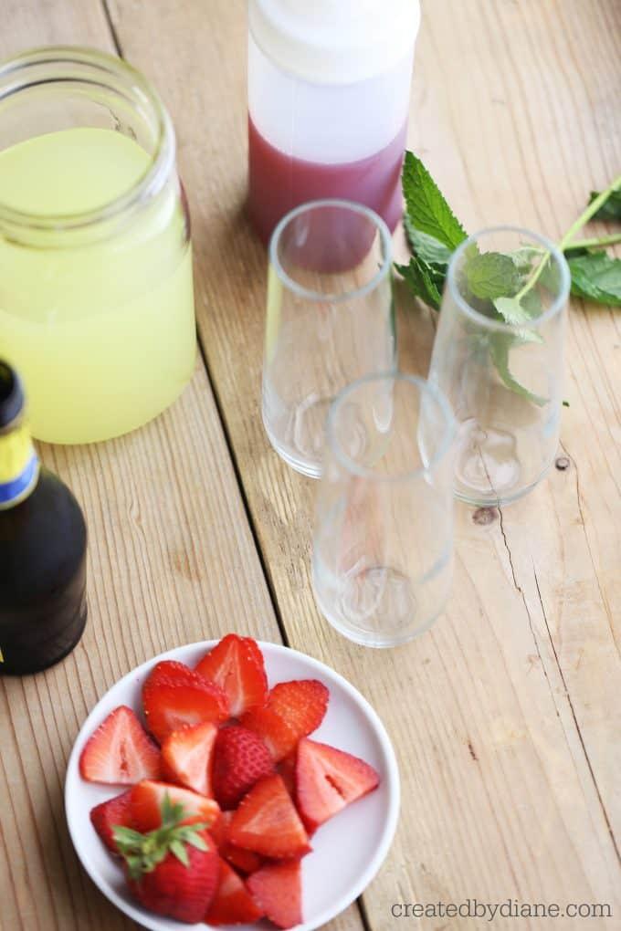 how to make easy mimosas createdbydiane.com