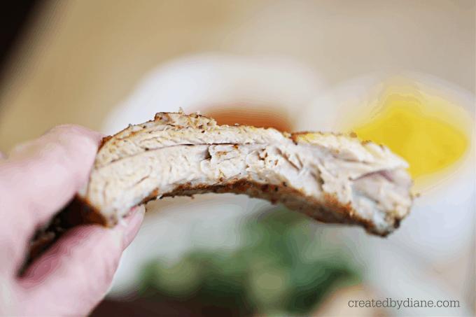instnat pot ribs perfectly tender and juicy createdbydiane.com