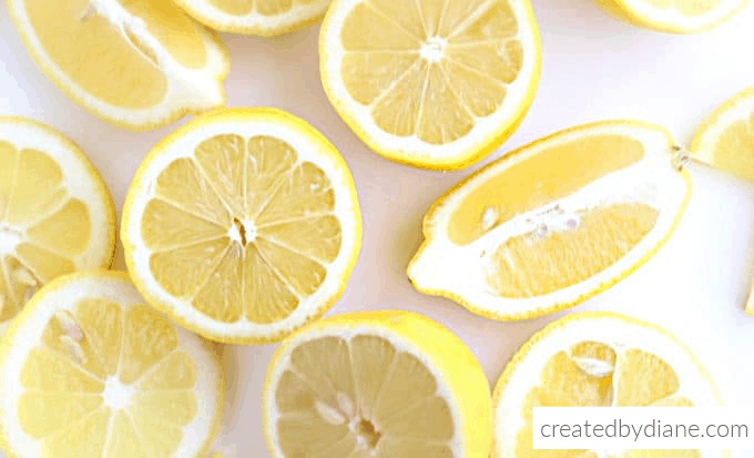 lemon recipes createdbydiane.com