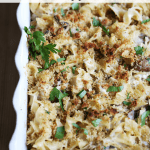 Turkey Tetrazzini Recipe from createdbydiane.com