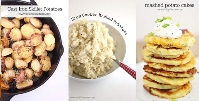 potato recipes createdbydiane.com