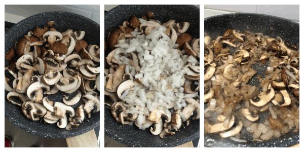 sauteed mushrooms and onions createdbydiane.com