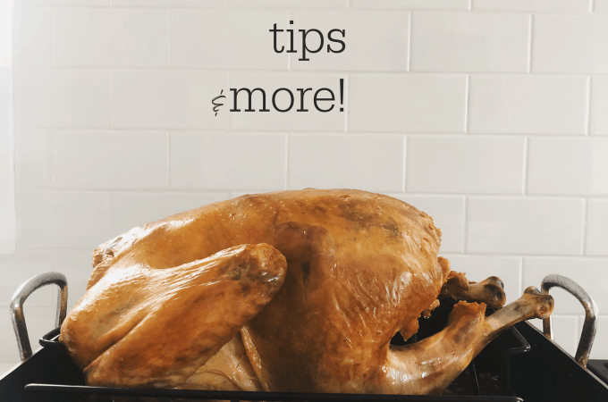 turkey thawing tips and more createdbydiane.com
