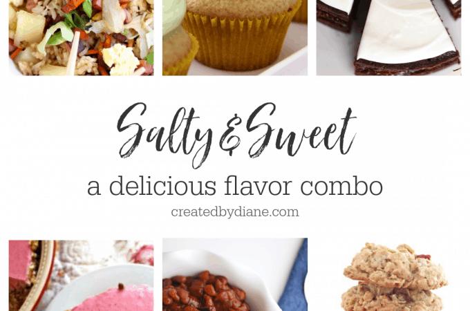 salty and sweet recipes createdbydiane.com