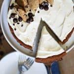 CHOCOLATE CHIP CAKE createdbydiane.com