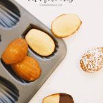 EASY madeleine recipe createdbydiane.com