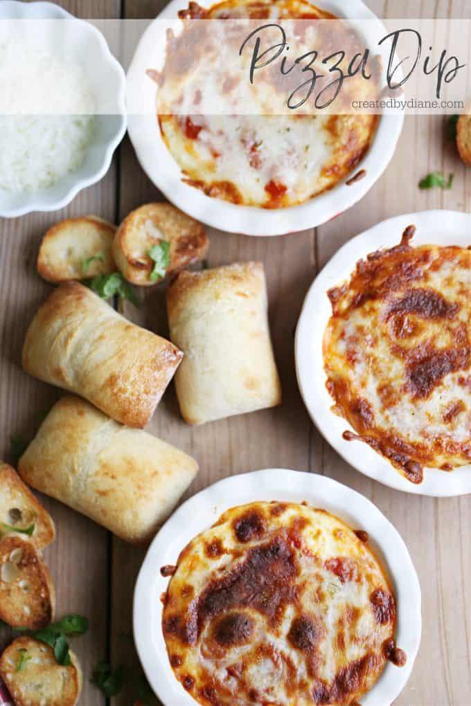 Pizza Dip recipe createdbydiane.com