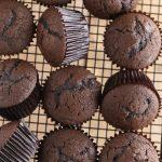 CHOCOLATE CUPCAKES from createdbydiane.com