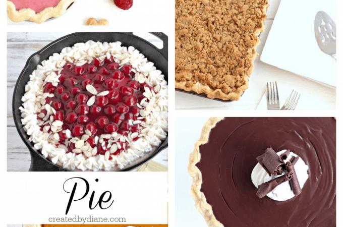 THe BEST Pie RECIPES createdbydiane.con
