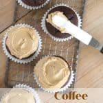 coffee swiss meringue frosting RECIPE at createdbydiane.com